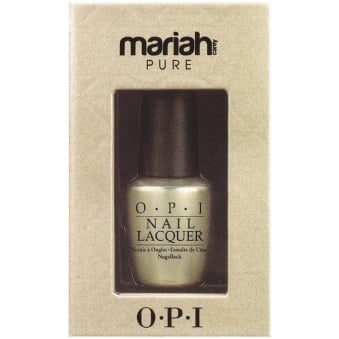Mariah Carey 18K White Gold & Silver Pure Top Coat 15mL