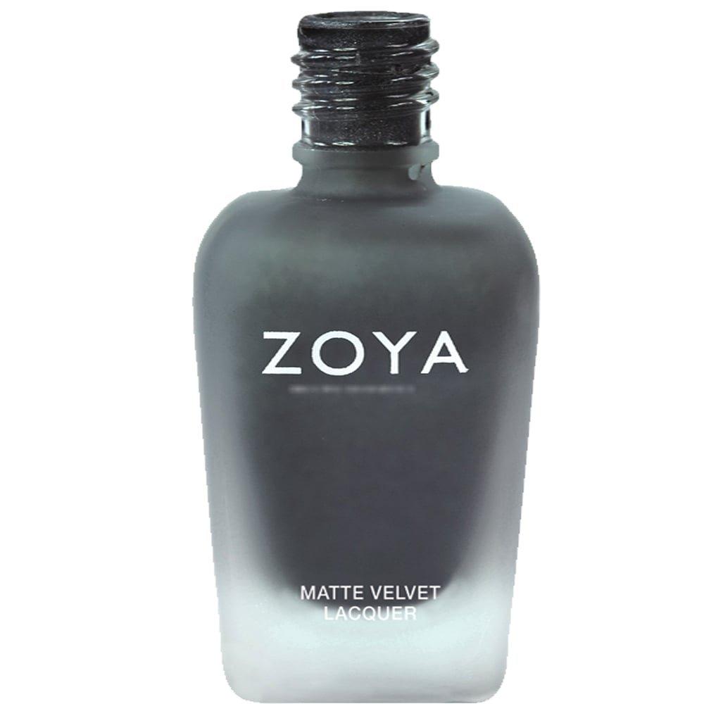 Zoya Matte Velvet Shimmer Nail Polish Collection - Savita