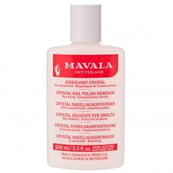 Crystal Nail Polish Remover (100ml)