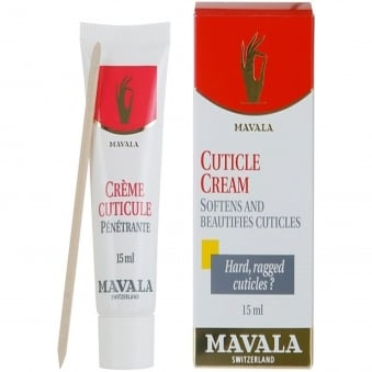 Cuticle Cream Softens and Beautifies Cuticles 15ml