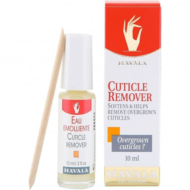 Mavala Cuticle Remover Softens & Helps Remove Overgrown Cuticles 10ml