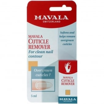 Cuticle Remover Softens & Helps Remove Overgrown Cuticles 5ml
