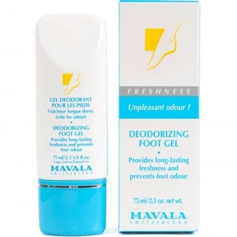Deodorizing Foot Gel 75ml