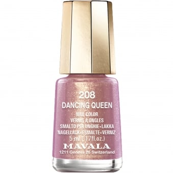 Disco Christmas Colours Nail Polish Collection 2016 - Dancing Queen 5ml (208)