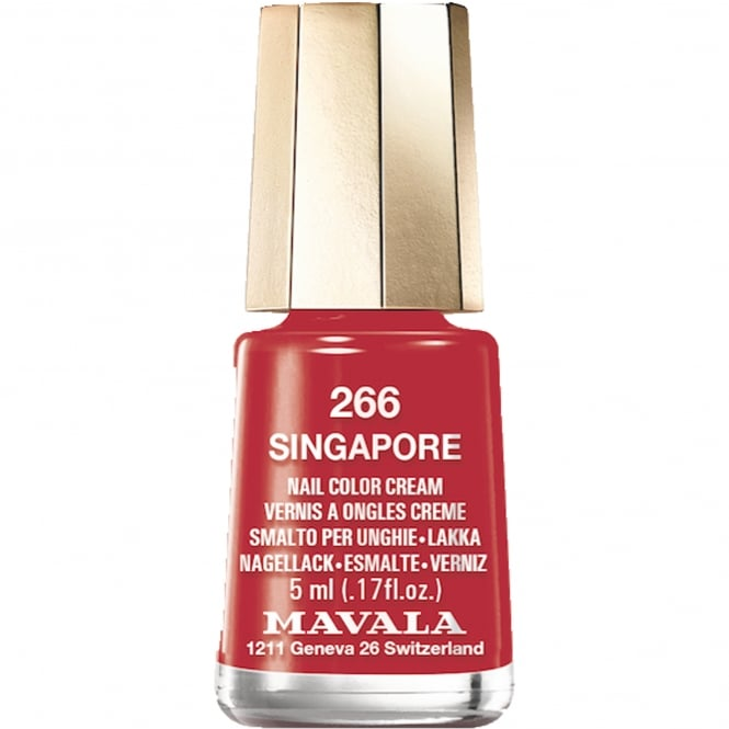 Mavala Electric Collection 2016 - Singapore 5ml (266)