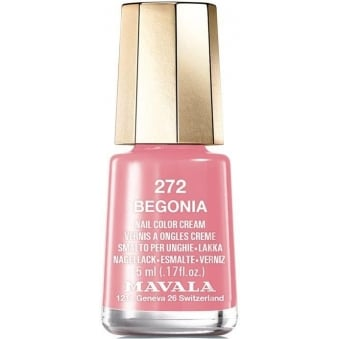 Garden Party Nail Polish Collection 2015 - Begonia (272) 5ml
