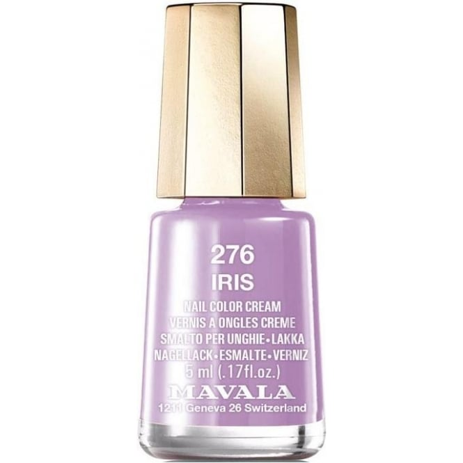 Mavala Garden Party Nail Polish Collection 2015 - Iris (276) 5ml