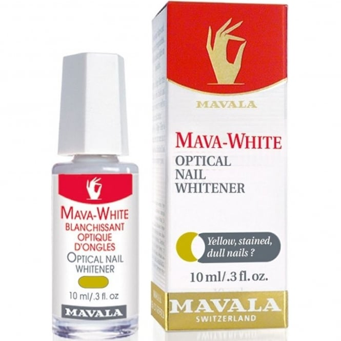 Mavala Mava-White Optical Nail Whitener 10ml