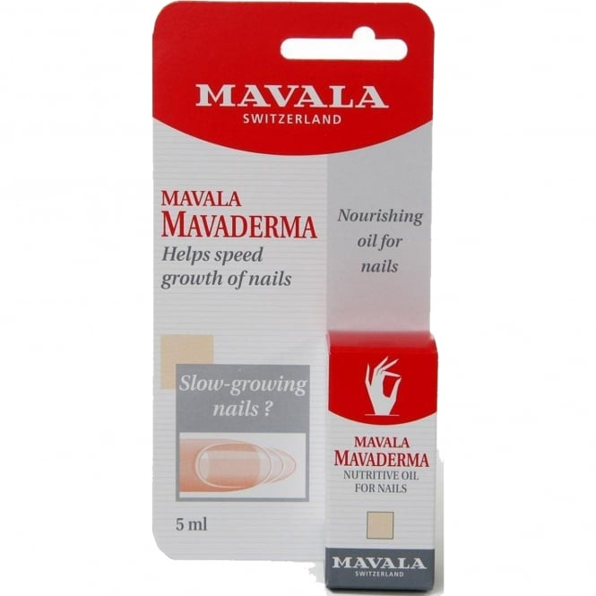 Mavala Mavaderma Helps Speed Nail Growth 10ml
