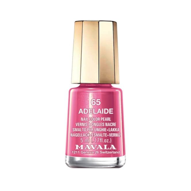 Mavala Mini Color Creme Gel Effect Nail Polish - Adelaide (65) 5ml