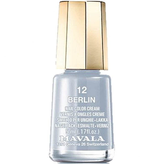 Mavala Mini Color Creme Gel Effect Nail Polish - Berlin (12) 5ml