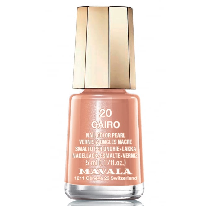 Mavala Mini Color Creme Gel Effect Nail Polish - Cairo (20) 5ml
