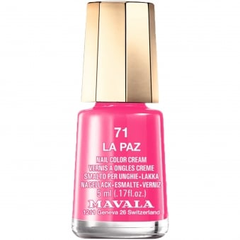 Mini Color Creme Gel Effect Nail Polish - La Paz (71) 5ml