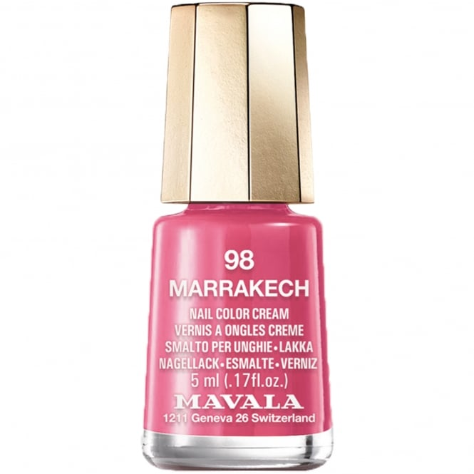 Mavala Mini Color Creme Gel Effect Nail Polish - Marrakech (98) 5ml