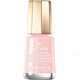 Mini Color Creme Gel Effect Nail Polish - Wichita (97) 5ml