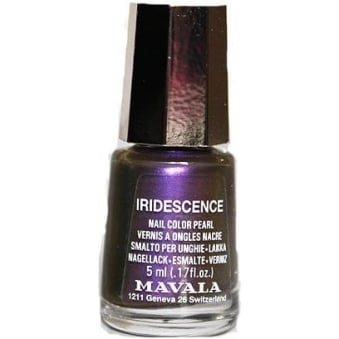 Mini Color Creme Nail Polish Thats My Colour - Iridescence 5ml