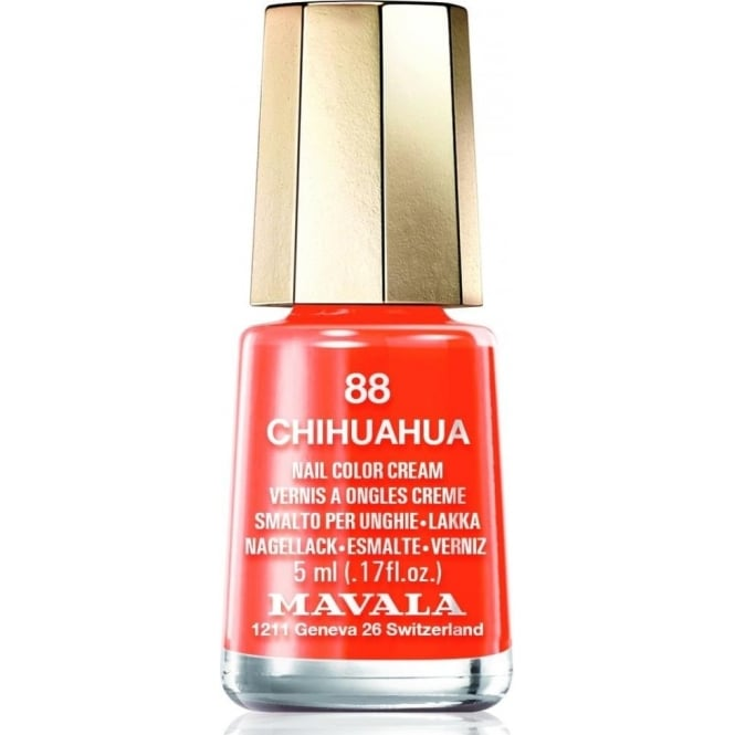 Mavala Mini Color Nude 2016 Nail Polish Collection - Chihuahua (88) 5ml