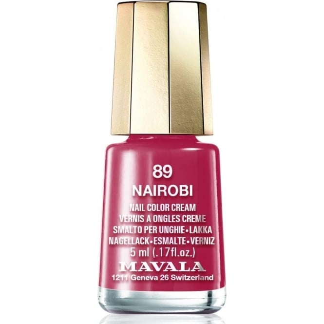 Mavala Mini Color Nude 2016 Nail Polish Collection - Nairobi (89) 5ml