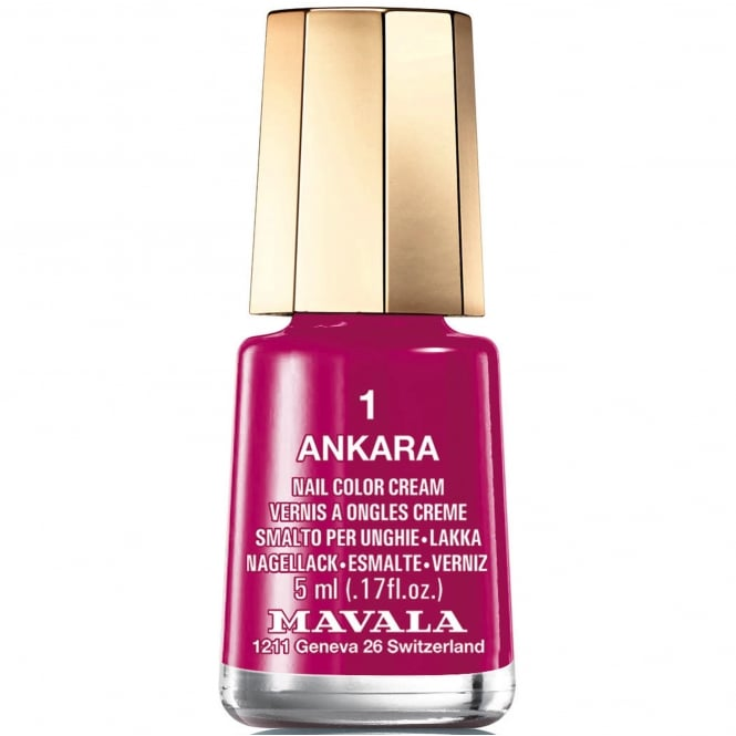 Mavala Mini Nail Color Creme Nail Polish - Ankara (1) 5ml