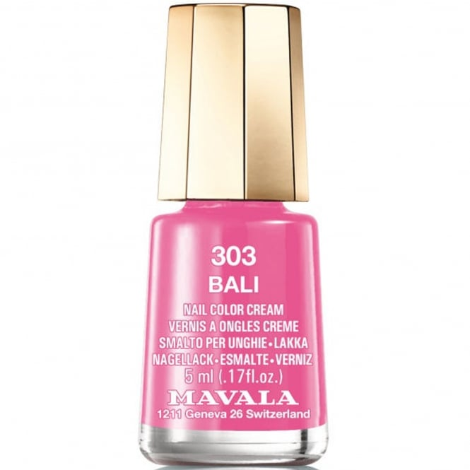 Mavala Mini Nail Color Creme Nail Polish - Bali (303) 5ml