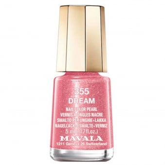 Mini Nail Color Creme Nail Polish - Dream (355) 5ml