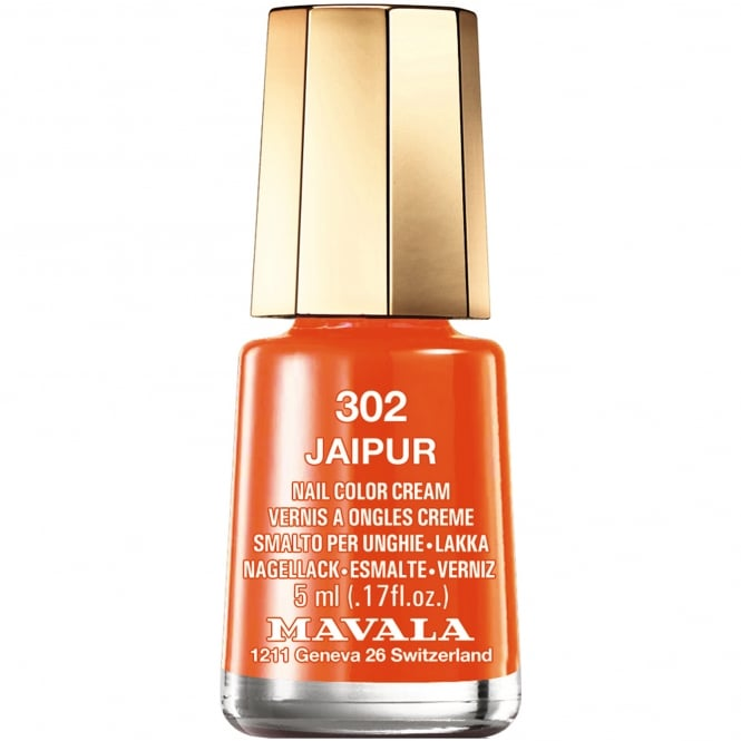 Mavala Mini Nail Color Creme Nail Polish - Jaipur (302) 5ml