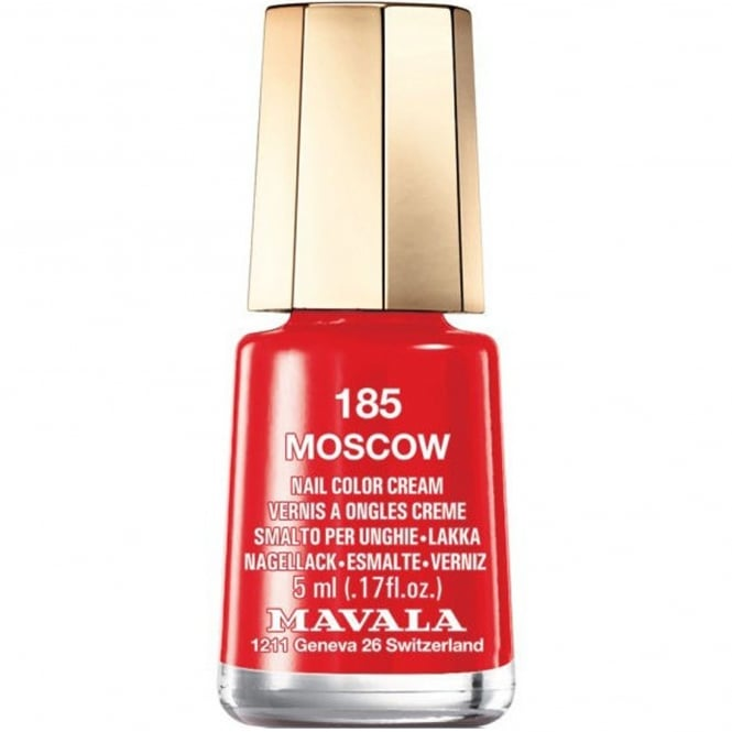 Mavala Mini Nail Color Creme Nail Polish - Moscow (185) 5ml