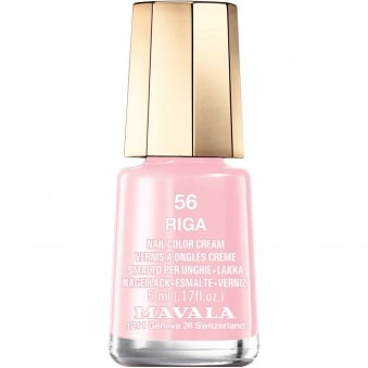 Mini Nail Color Creme Nail Polish - Riga (56) 5ml