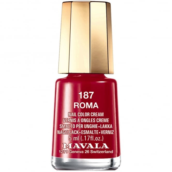 Mavala Mini Nail Color Creme Nail Polish - Roma (187) 5ml
