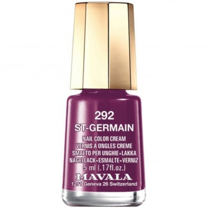 Mavala Mini Nail Color Creme Nail Polish - St-Gemain (292) 5ml