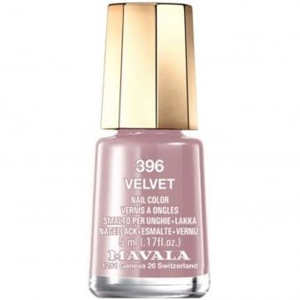 Mini Nail Color Nail Polish - Velvet (396) 5ml