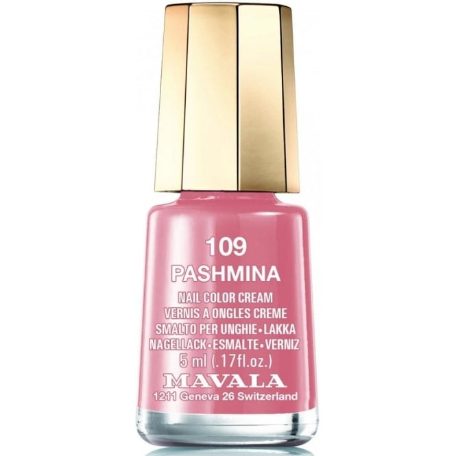 Mavala Mini Nude Colours 2015 Matte Nail Polish Collection - Pashmina (109) 5ml