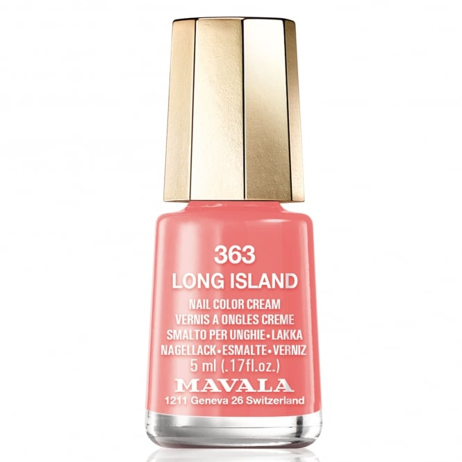 Mavala Mini Summer 2016 Nail Polish Collection - Long Island (363) 5ml