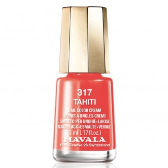 Mini Summer 2016 Nail Polish Collection - Tahiti (317) 5ml