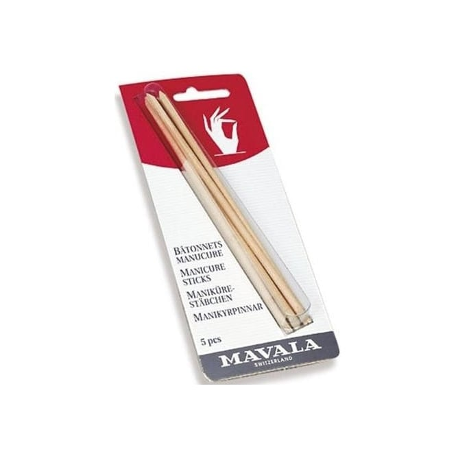 Mavala Nail Cuticle Manicure Sticks Pack of 5
