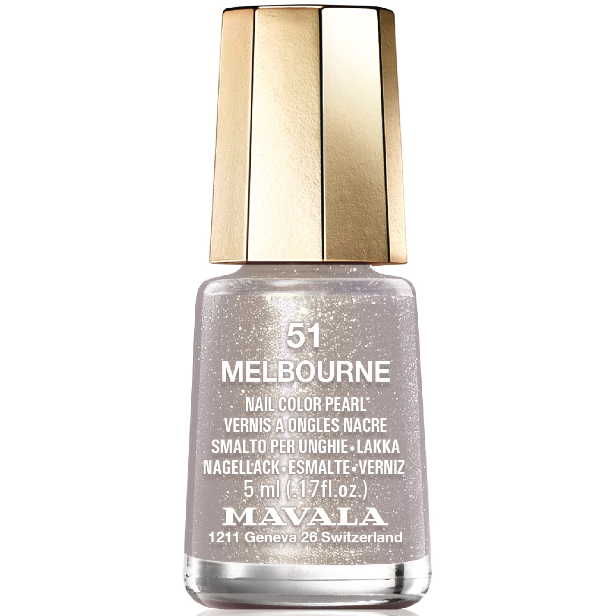 Mavala New Look Color\'s 2017 Collection - Melbourne (51) 5ml