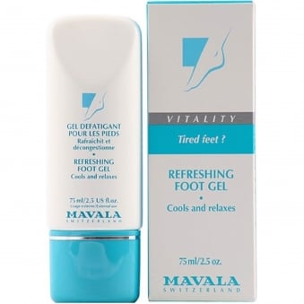 Refreshing Foot Gel 75ml