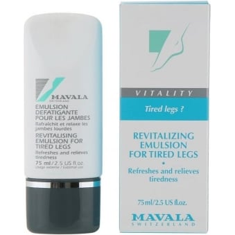 Revitalizing Emulsion For Tired Legs 75ml