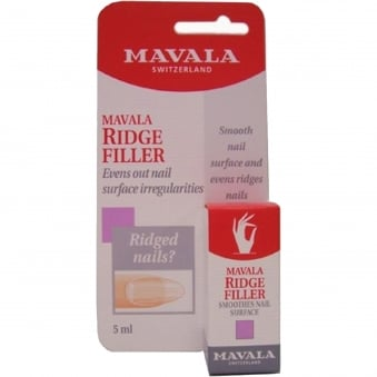Ridge Filler Smoothes Nail Surface 5ml