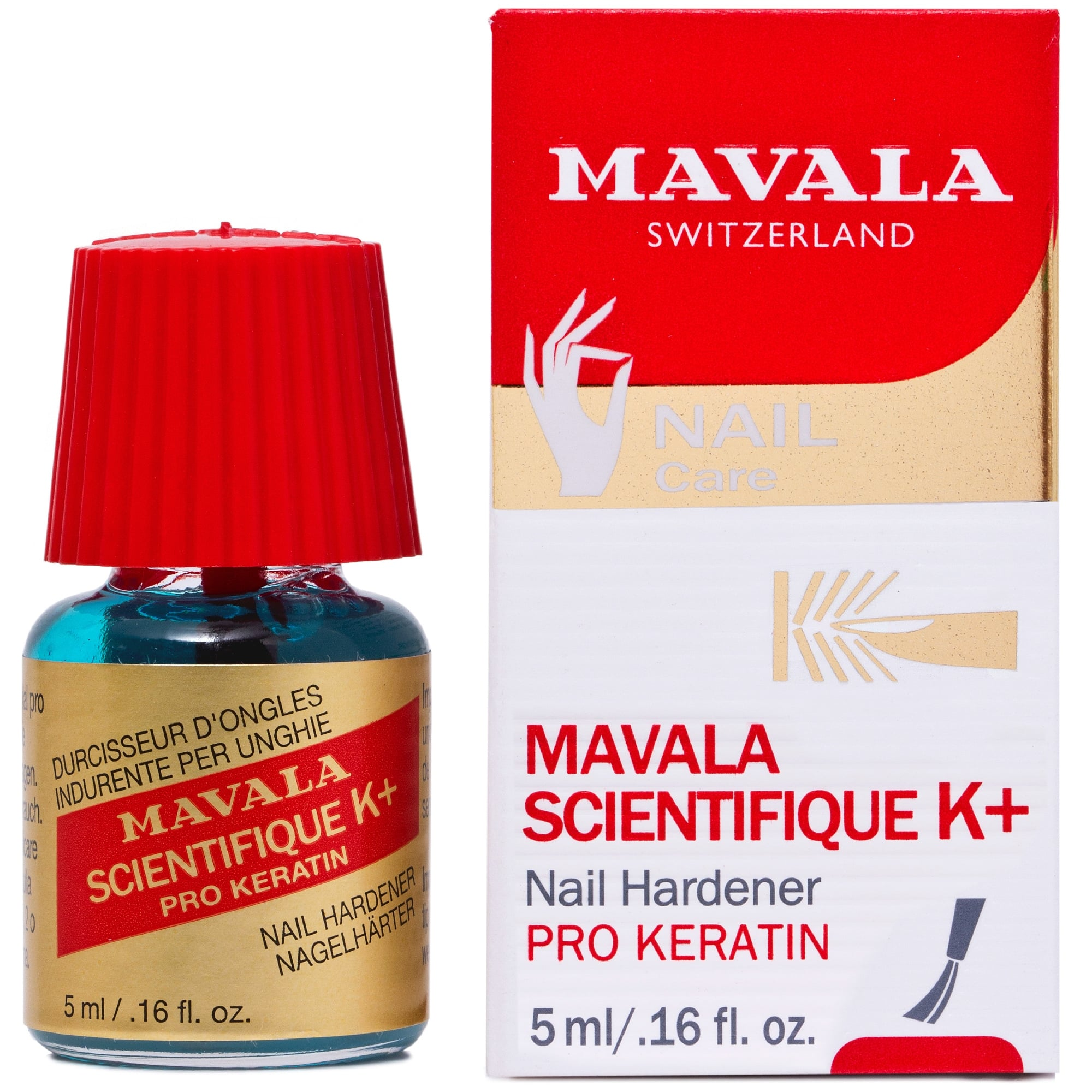 Mavala Scientifique K+ - Nail Hardener 5ml