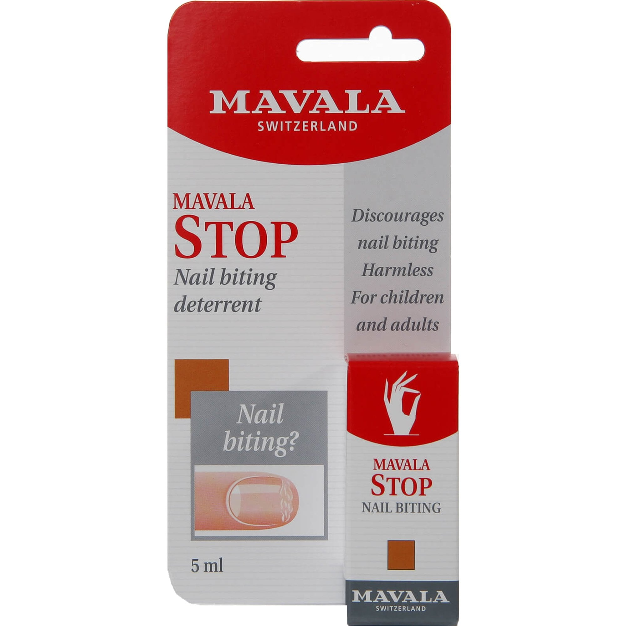 Mavala Stop Discourages Nail Biting and Thumb Sucking 10ml