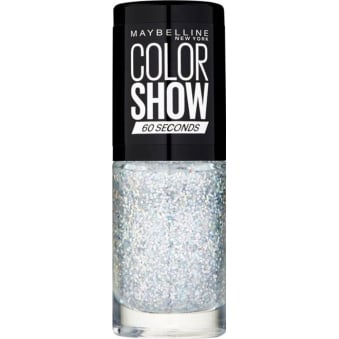 Maybelline Color Show Nail Polish - Glitter It Top Coat (293) 7ML