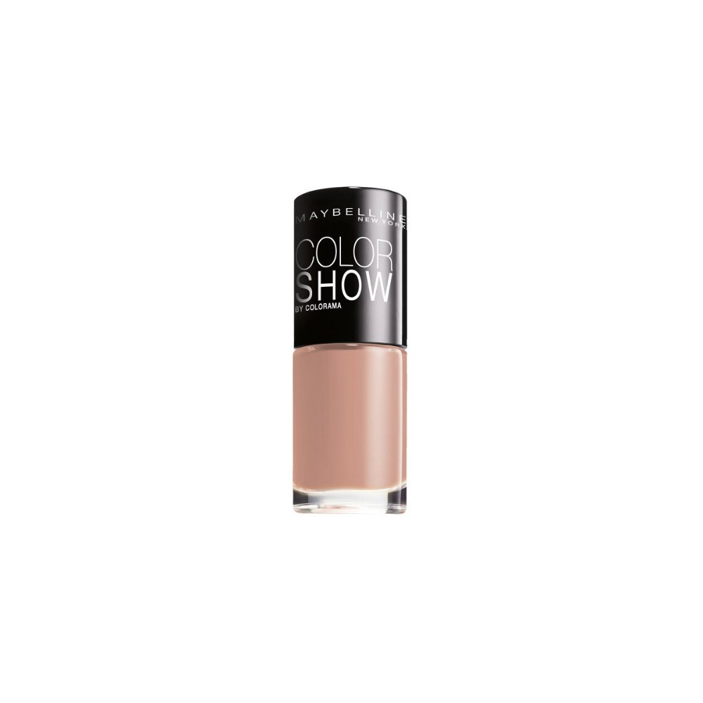 Maybelline Color Show Nail Polish - Mauve Kiss 7ml (110)