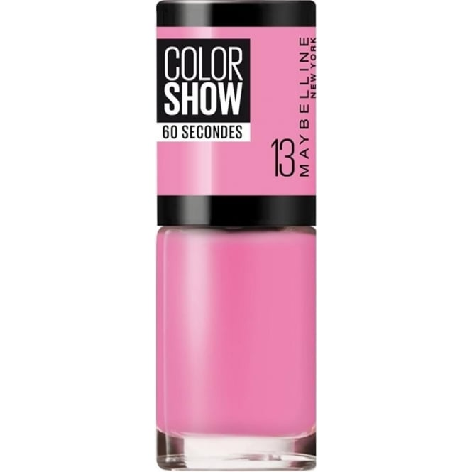 Maybelline Maybelline Color Show Nail Polish - NY Princess (13) 7ML