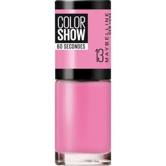 Maybelline Color Show Nail Polish - NY Princess (13) 7ML