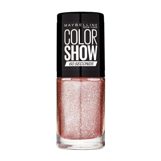 Maybelline Maybelline Color Show Nail Polish - Rose Chic (232) 7ML