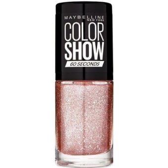 Maybelline Color Show Nail Polish - Rose Chic (232) 7ML