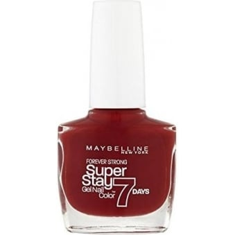 Forever Strong Super Stay Gel Nail 7 Day Wear - Deep Red 10ml (06)