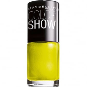 Maybelline Nail Polish - Color Show - (181 Charged And Ready) 7ml