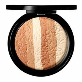 Glamorous Trio Bronzing Face Finish - Treasure (01)